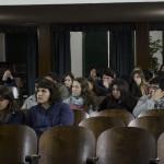 Presentación de la licenciatura a los grupos matutinos del Liceo n° 1 de Paysandú