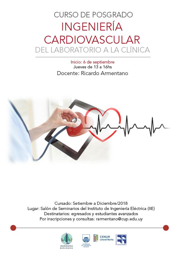 afiche cardiovascular
