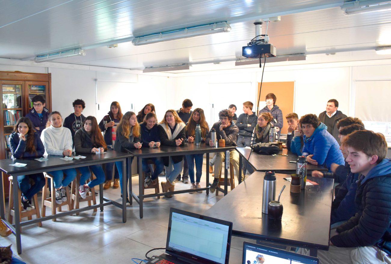 Jornada de Puertas Abiertas 2019- Licenciatura en Ingeniería Biológica
